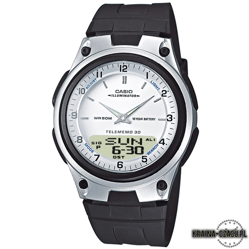 Zegarek Casio Collection - AW-80-7AVES
